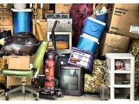 Bric-a-brac miscellaneous car boot household items clearance