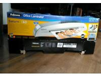 Fellowes office laminator Saturn 2 size A3