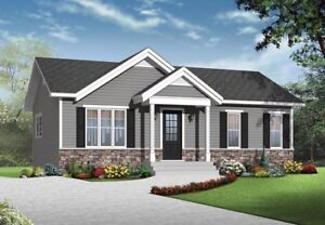 $122,000 NEWLY BUILT 2 BDR HOUSE ON YOUR LOT