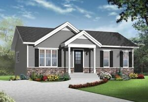 $122,000 NEWLY BUILT 2 BDR HOUSE ON YOUR LOT $122,000.00