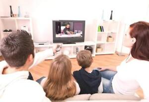 WATCH TELEVISION FOR FREE, HBO MOVIES SPORTS -- REGARDER LA TELEVITION GRATUITEMENT -- No contract