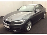 BMW 218 M Sport FROM £51 PER WEEK!