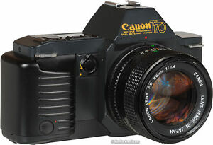 Canon T70 with Accessories