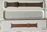 Authentic Apple Watch Leather Loop