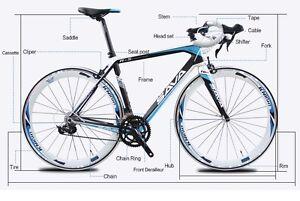 Road Bike Carbon Fiber Whole Bike R5 Size 700C 20 Speed & 1