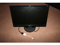 Two 21'' monitors £35 each
