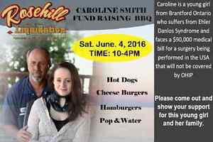 Rosehill Liquidation - Fundraiser BBQ and Parking Lot Sale