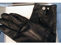 Armani Mens Gloves Collectionz Couture Original New