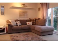 Gorgeous corner sofa! Quick sale needed as moving home!