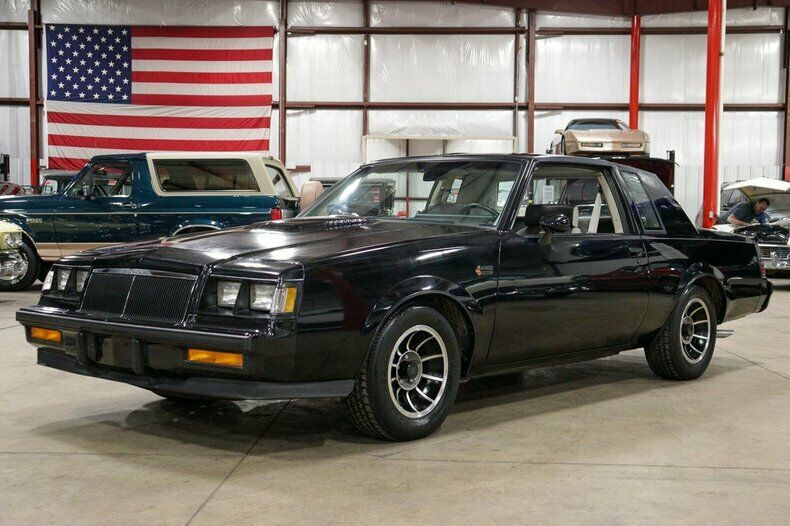 1984 Buick Grand National  10331 Miles Black Coupe 3.8L Turbocharged V6 4-Speed