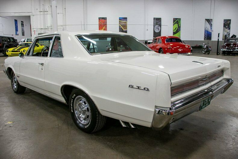 Image 3 Voiture American classic Pontiac GTO 1964