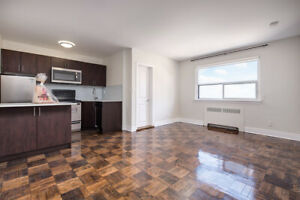 Renovated 1 bedroom in The Beaches!