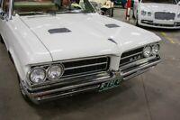 Miniature 9 Voiture Américaine de collection Pontiac GTO 1964