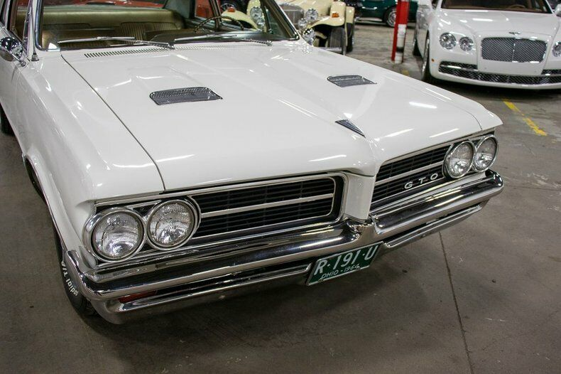 Image 9 Voiture American classic Pontiac GTO 1964