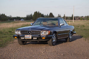 Mercedes-Benz 380 SL Roadster - Excellent Condition