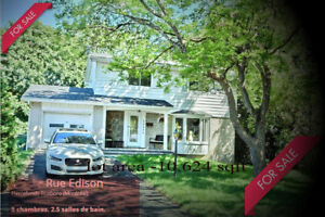 Two or more storey for sale   Edison  Pierrefonds montreal