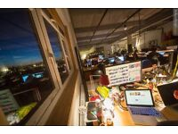 [Co-working Desk] Co-existence with like-minded entrepreneurs that might leap your business forward!
