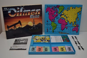 Will pay $100 cash for The OilMan Board Game