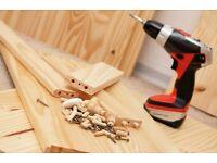 24/7 Handyman and Flat Pack Assembly (Ikea, B&Q, eBay, NCF, Dreams, Bensons, SCS, Cousins, Harveys)