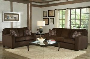 Brand new sofa and loveseat $898 only FREE DELIVERY+SETUP Regina Regina Area image 1