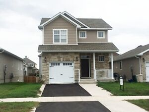 Newer Build in Kingston Westend 3 Bed 2.5 Bath With Back Deck