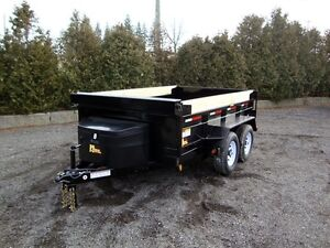 Contractor Dump Trailer - Starting at $105/Month Kitchener / Waterloo Kitchener Area image 3