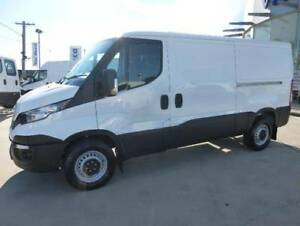 FROM $1,069 PER MONTH ON FINANCE* 2018 IVECO DAILY VAN 4X2 2.3DT Coburg Moreland Area Preview