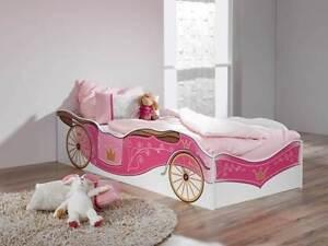 Kids Bed Single Car Bed Toddler Race Racing Car Bed Boys Girls Mandurah Mandurah Area Preview