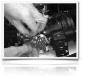 Camcorder & Broadcast Repair Services