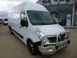 FROM $871 P/MONTH ON FINANCE* 2016 RENAULT MASTER VAN HIGH ROOF Coburg Moreland Area Preview