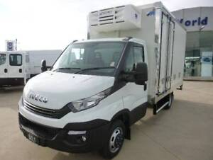 FROM $1,073 P/MONTH ON FINANCE* 2018 IVECO DAILY CAB CHASSIS Coburg Moreland Area Preview