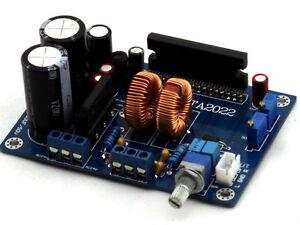 TA2022-90W-90W-stereo-Class-F-amplifier-board