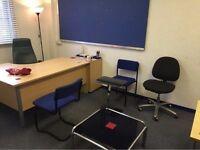 Spare Desk in Coventry Work Studio - Book daily £16