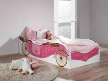 New Childrens Kids Princess Pink Girls Toddler Bed Single Bed Mandurah Mandurah Area Preview