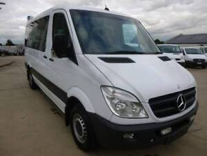 FROM $693 P/MONTH ON FINANCE* 2012 MERCEDES-BENZ SPRINTER Coburg Moreland Area Preview