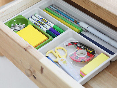 Office Desk Drawer Organizer Box Stationery Accessories Made In Korea
