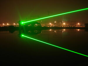 A Green /Red /Purple Color Laser
