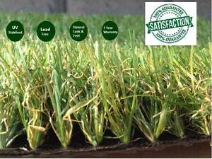 35mm Synthetic turf or Artificial grass high density&natural look Blackburn Whitehorse Area Preview