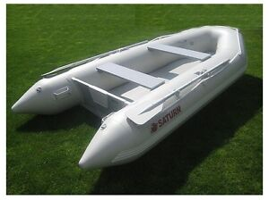 14' ft inflatable boats in brand new condition with trolling mot