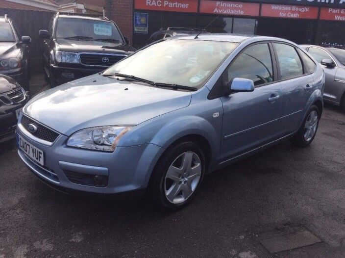 2007 FORD FOCUS 1.6 STYLE AUTOMATIC, FULL HISTORY, FULL MOT