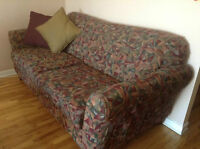 love seat and couch - $150 (for both)