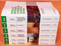 2016 CFA Level 1 Official Curriculum Books PRINT EDITION 2016 Full Set I