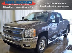 2011 Chevrolet Silverado 2500HD EBONY CLOTH