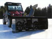 Snowblowers Vantage for Side-bySide 66'' and 72''