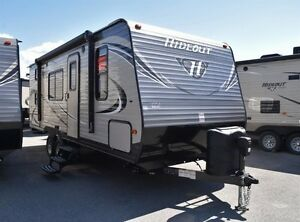 2018 Hideout TT - Travel Trailers Lightweight 21LHSWE