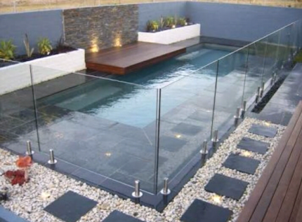 Pool Fencing Glass Swimming Pool Adelaide South Australia