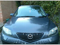 Mazda 2 - with a fault but driveable - £250
