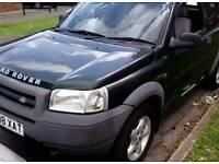 Land Rover Freelander 1.8 petrol NO MOT