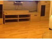 Living room to unit furniture with led light