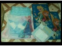 Frozen bedroom accesories bundle